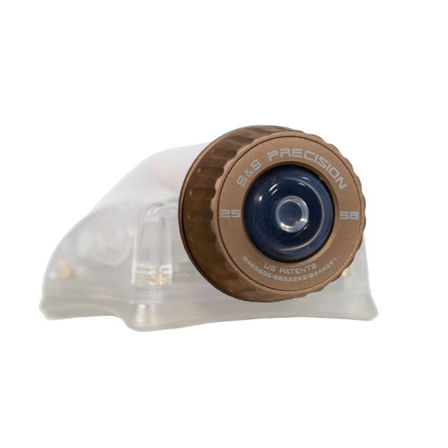 Manta Strobe™ Hybrid TailCap