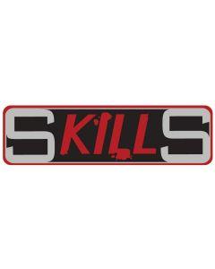 S&S Skills Sticker