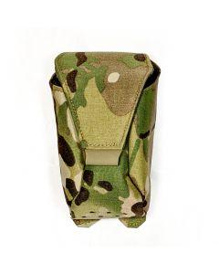 S&S Precision Smoke Grenade Pouch Multicam front closed