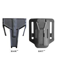 Skeletonized Magazine Retention™ (SMR™) with GRT™ Belt Adapter (Black Only)